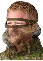 Flex Form II Net 3/4 Face Mask-Mossy Oak® Break-Up® Infinity™