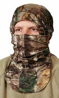 Scent-A-Way® Silver Heavyweight Spandex Balaclava-Realtree® Xtra 07377