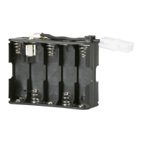 FOXPRO 10AA Fused Battery Holder