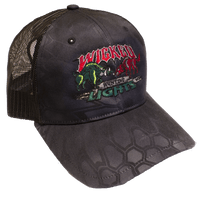Wicked Lights Logo Hat in Kryptek Typhon Camo