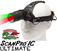 Wicked Lights ScanPro IC Ultimate Night Hunting Headlamp thumbnail