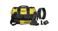 Lightforce Enforcer Pack 170 Variable Power w/Cig Plug Handheld Light, NiMh Battery, Carry Bag, Red Filter LH025 - DEMO / OPEN PACKAGE SPECIAL
