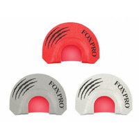 FOXPRO Loaded Gun Combo Coyote Diaphragm Mouth Calls, 3-Pack