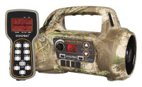 FOXPRO Firestorm FACTORY REFURB with 50 Custom Sounds in Realtree Max1 Camo