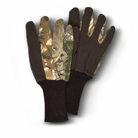 HS REALTREE Xtra Camo Unlined Jersey  Camo Gloves 07321 D
