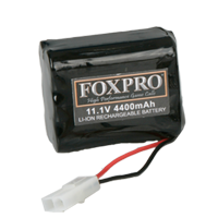 FOXPRO Replacement Lithium-Ion Sealed Battery Pack