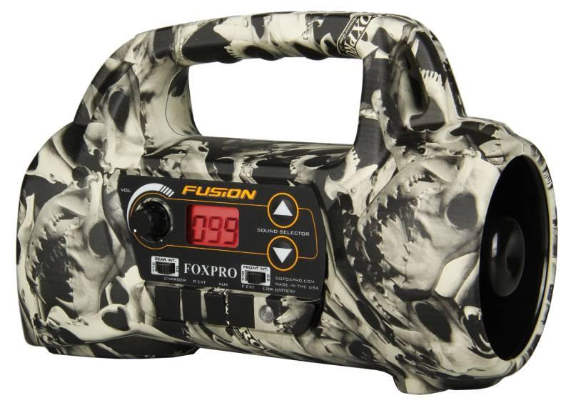 FOXPRO Fusion Front View