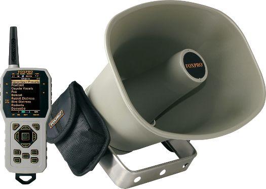 FOXPRO CS24 Krakatoa II Digital Call with 100 Custom Calls & TX1000 Remote