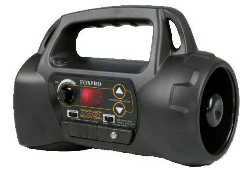 FOXPRO NX4 With 50 Custom Programmed Calls NON Remote Unit Digital Game Call - refurb