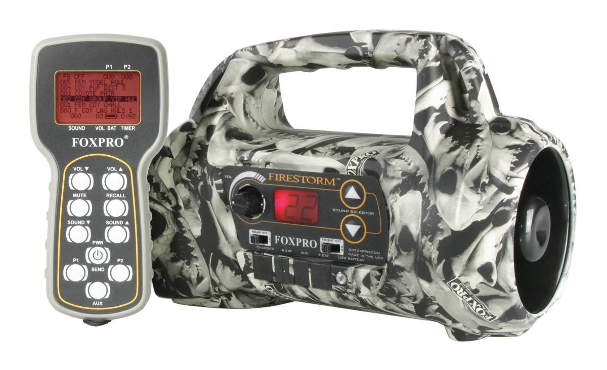 FOXPRO REFURBISHED Firestorm in Skull Camo