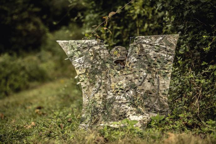 H.S. Strut Conceal & Carry Ground Blind Realtree XTRA Green Camo 100015
