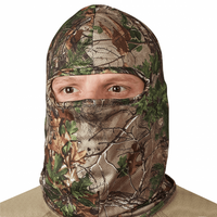 Scent-A-Way® Silver Lightweight Spandex Balaclava-Realtree® Xtra 07252