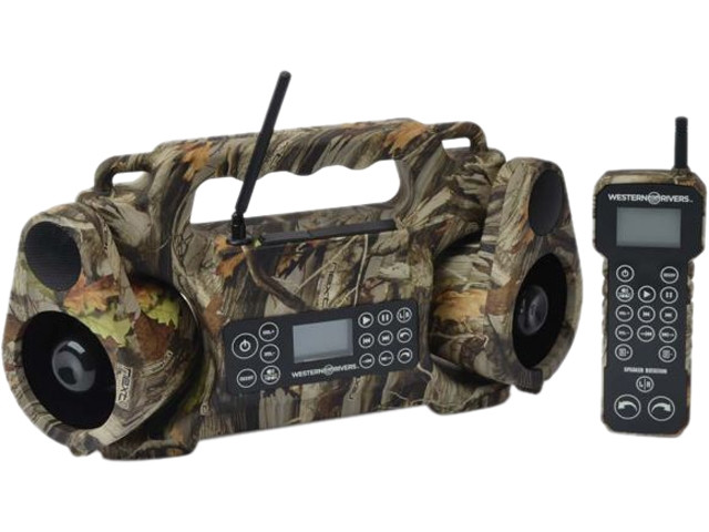 Western Rivers Stalker 360 Electronic Game Call