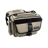 FOXPRO Large TAN Electronic Caller Carry Bag