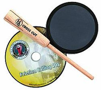 H.S. Strut DVD and Friction Turkey Call Combo Calling Pack 101 06993