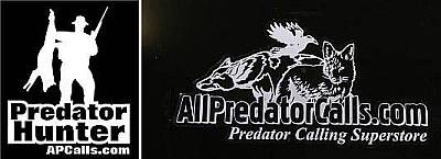 Predator Hunting Logos Logo And Predator Hunter