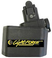 Lightforce Replacment 3.5 amphr NiMH Battery for the Enforcer Portable Light ENFBATNMH D