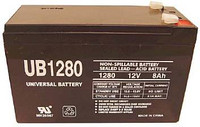 Lightforce 12 Volt 8 Ah Sealed Battery BAT12AH-F2