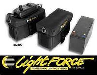 Lightforce 12 Volt 8ah Battery, Carry Bag, and Power Saver Control BP7BPS