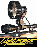 Lightforce 170 Striker Scope Mounted Spotlight RMSM170 / NH170
