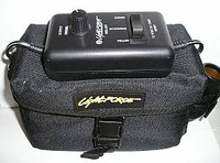 Lightforce Battery Carry Bag and BPS Power Saver Control only no battery BP7BPSNB