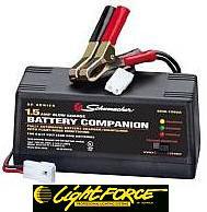 Lightforce Schumacker 110 Volt Wall Charger BCUSA1.5amp