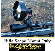 Lightforce Scope Ring Snap Catch Mount for Lightforce Scope Mounted Lights SRKIT