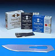 Havalon 12 Replacement Knife Blades for the Havalon Piranta Series 60XT