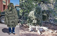 Kill Suit® Sapper Ghillie Suit Woodland, String Material APC002W