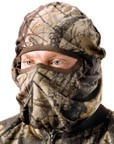 HS Camo Flex Form II Advantage Max4 Jersey Camo Face Mask 04160