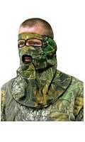 Primos Ninja Cotton .75 Mask in Mossy Oak New Break Up 528