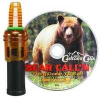 Carltons Calls Bear Call with Instructional CD 70622