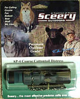 Sceery Game Calls Coarse Cottontail Distress AP4