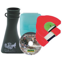 Primos Randy Anderson Diaphragm Mouth Call Howler Pack 1724