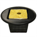 6&quot; Square Mesh Pot Bucket Lid