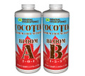 General Hydroponics CocoTek Bloom A & B (Set of Quarts)