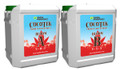 General Hydroponics CocoTek Bloom A & B (Set of 2.5 Gallons)