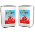 General Hydroponics CocoTek Bloom A & B (Set of 6 Gallons)