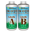 General Hydroponics CocoTek Grow A & B (Set of Quarts)