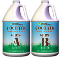 General Hydroponics CocoTek Grow A & B (Set of Gallons)