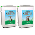 General Hydroponics CocoTek Grow A & B (Set of 6 Gallons)