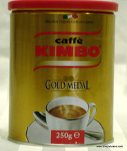 Caffe Kimbo Gold Medal