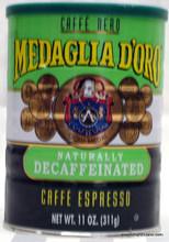 Medgalia D'Oro Decaf Roast