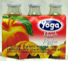 Yoga apricot nectar