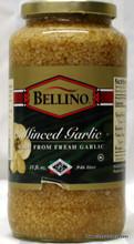 Bellino Minced Garlic