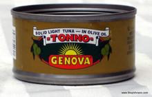 Genova Tuna 3oz