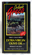 Greco Extra Virgin Olive Oil