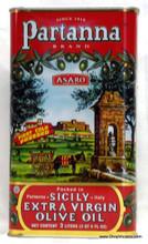 Partanna Di Sicily Extra Virgin Olive Oil