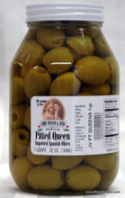 Viviano Pitted Queen Olives