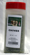 Chives, freeze-dried